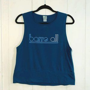 Champion Barre All Crop Top